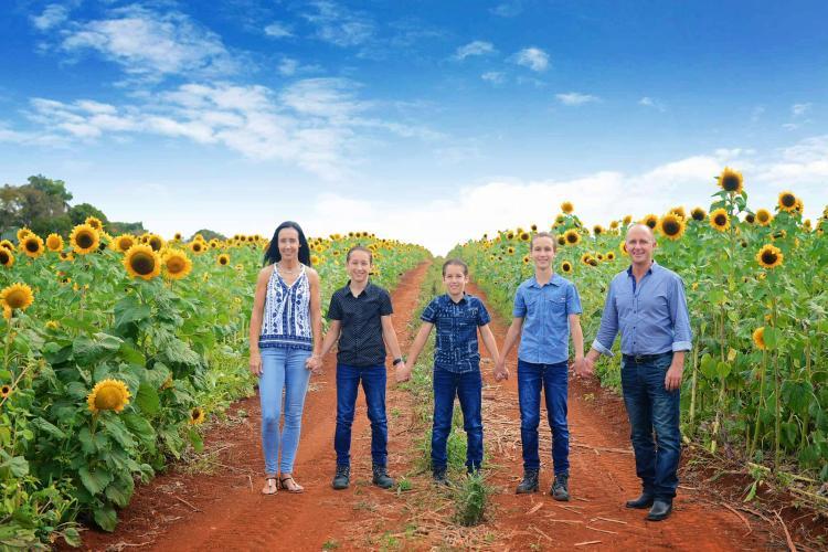 Robertson Flower Farm